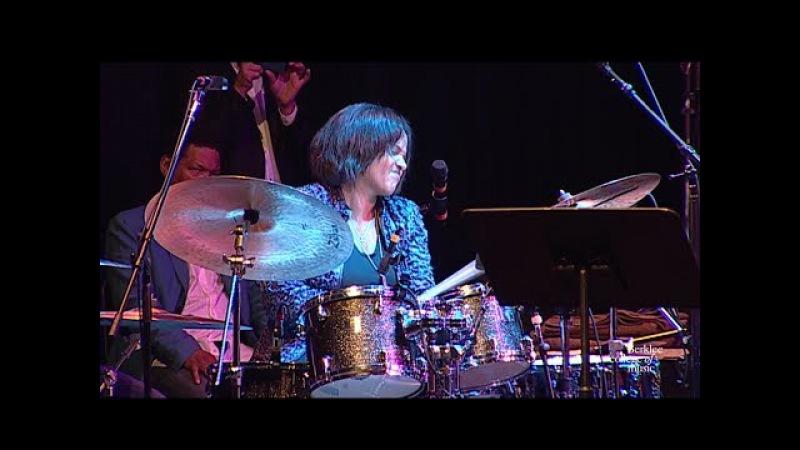 Terri Lyne Carrington, Michelle (Beatles) Ft. Hailey Niswanger Jaleel Shaw (2014 Alumni Reunion)
