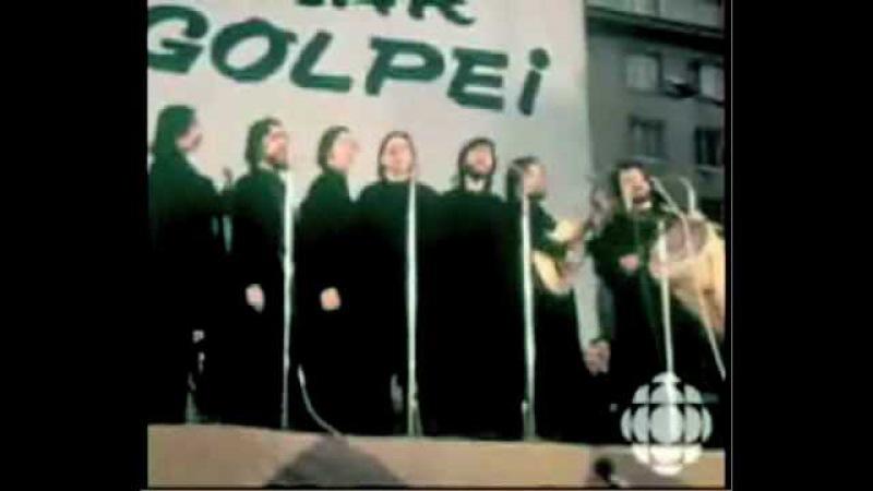 La Unidad Popular aka El pueblo unido jamás será vencido =Quilapayun=
