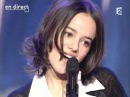 Alizee Ella Elle l'a 2003 tribute to France Gall