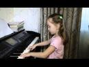 БЕЛАЯ БЕРЕЗА 🌳 (cover Михаил Гулько). Дети поют. Виктория Викторовна 6 лет.