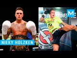 Nieky Holzken Strength and Conditioning Training for Kickboxing | Muscle Madness