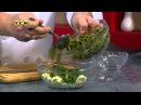 Яичный салат со стручковой фасолью Дело вкуса