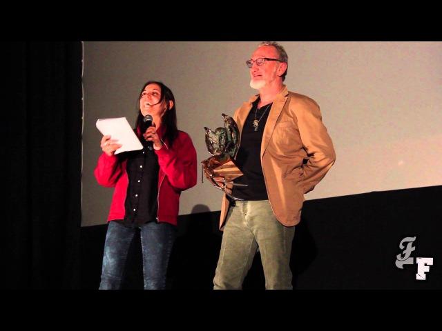 Robert Englund recibe el premio Maestro del fantástico en Nocturna 2015
