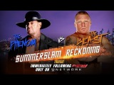 A look at the intense rivalry between The Undertaker and Brock Lesnar Raw, Aug. 10, 2015