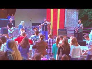 JAZZ- МЯСС Рок- фестиваль в Логойске