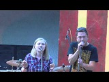 NGe. Первый Рок- фестиваль в Логойске