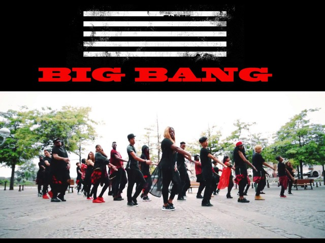 [PROJECT] BIGBANG - BANG BANG BANG (뱅뱅뱅) dance cover with 30 dancers from France