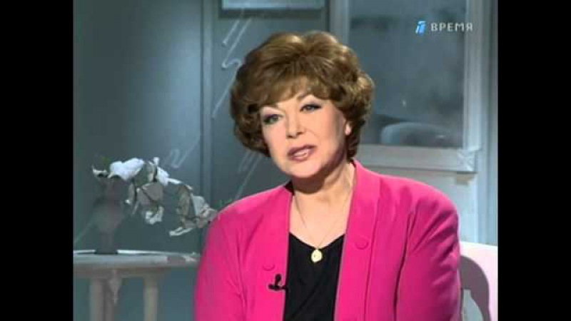 Кумиры с Валентиной Пимановой. Эдита Станиславовна Пьеха. 2006