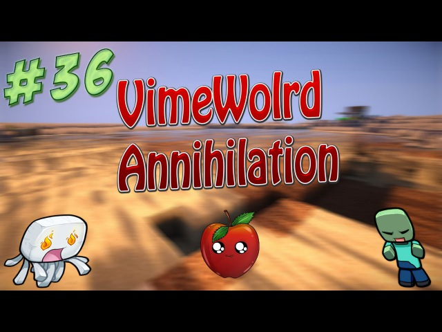 | Minecraft | Annihilation36 | Camback isreal (мини-рашик) |