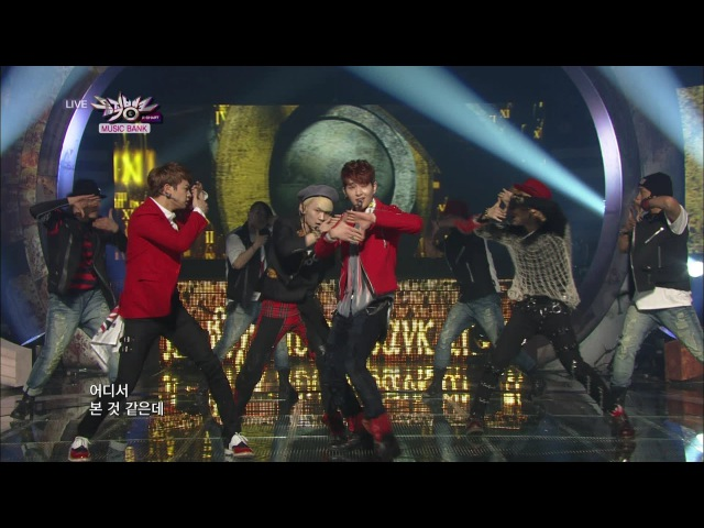 SHINee 샤이니 Comeback Stage 'SHINe (Medusa I)' 'Why So Serious?' KBS MUSIC BANK 2013.04.26