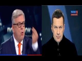 Итоги Недели на Вести ФМ. Владимир Соловьев и Дмитрий Куликов 20.11.2015