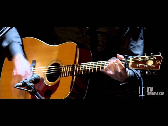 Joe Bonamassa - Woke Up Dreaming - Live at the Vienna Opera House