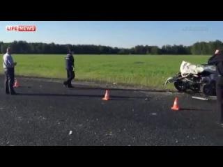 УЖАСНОЕ ДТП!!! Семь человек погибли в ДТП в Омской области на трассе Тюмень Омс HIGH1