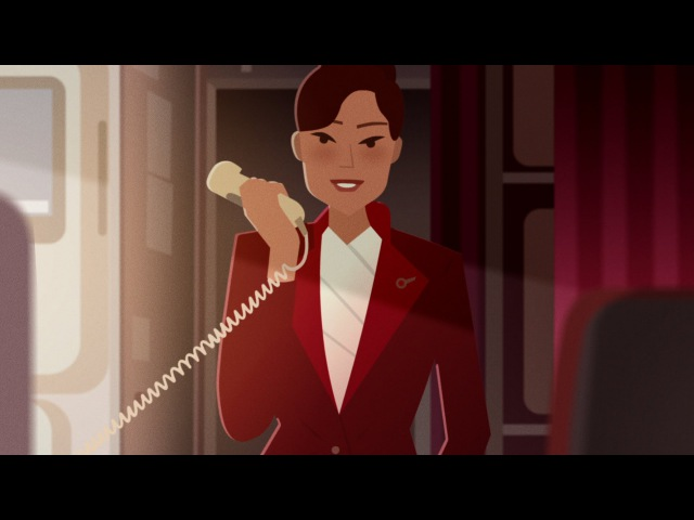 Trip The Virgin Atlantic Safety Film