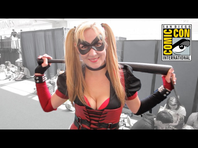 MediocreFilms - MORE Girls of Comic-Con 2015