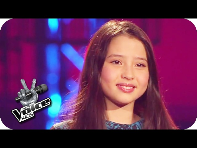 Kate Bush Wuthering Heights (Alina)   The Voice Kids 2015   Blind Auditions   SAT.1