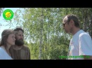 Сергей и Полина Мегре о рождении компании Звенящие Кедры