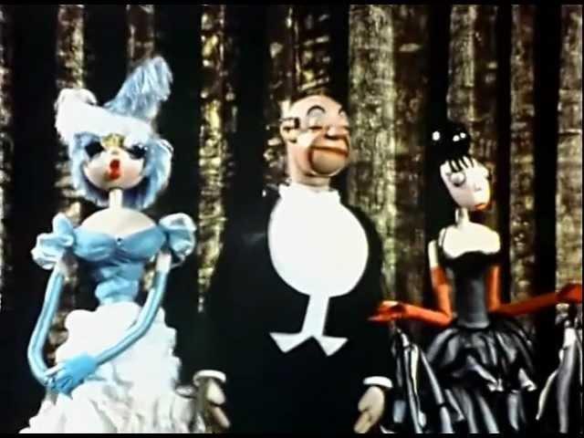 Необыкновенный концерт. Театр кукол Сергея Образцова (1972).
