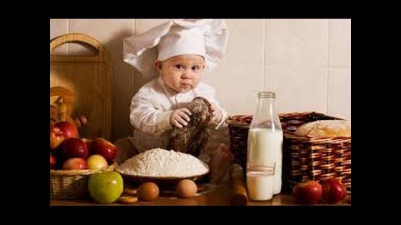 Секреты на кухне от мировых шеф поваров часть 4