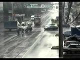 Трамвай в Перми, авария Прям как в боевике
