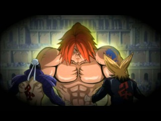 Fairy Tail: Ichiya Muscle Men