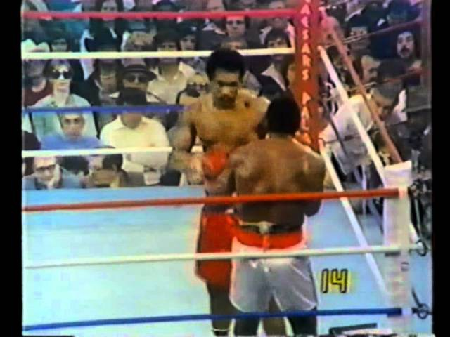 1976 01 24 George Foreman vs Ron Lyle full fight