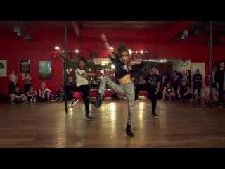 Tinashe Charli XCX - Drop That Kitty - Choreography by Nika Kljun