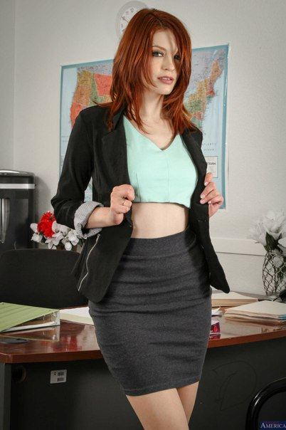 Bree Daniels - Naughty Office