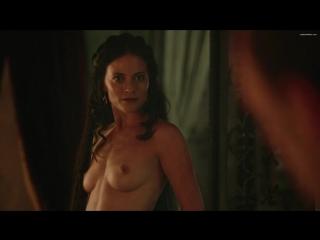 Лара Пулвер Голая - Lara Pulver Nude - 2013 Da Vinci's Demons - 2013 Демоны Да Винчи - Часть 3.