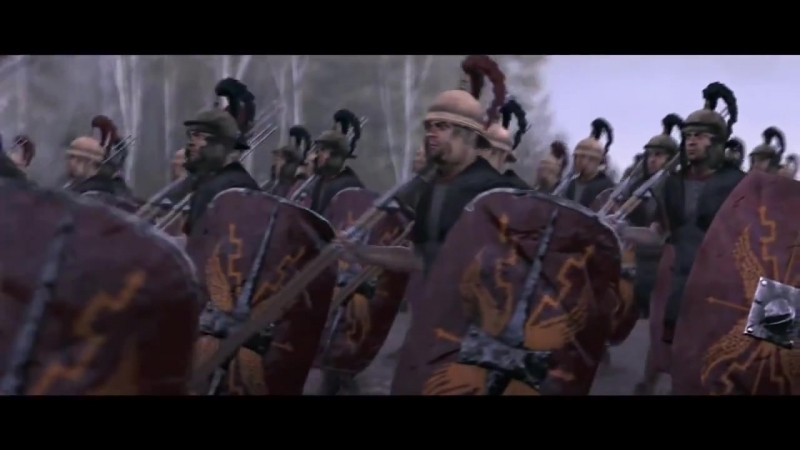 Total War׃ Rome II - Caesar in Gaul Campaign Pack Trailer