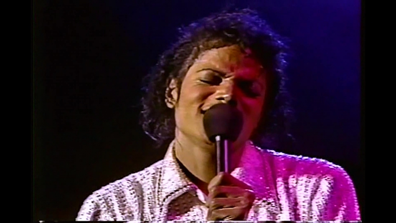 The Jacksons - Victory Tour - Live in Toronto (1984) - Human Nature
