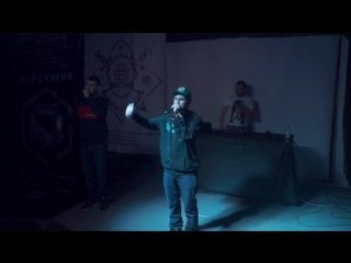 Овраг Подпольщиков, Капа и Саша Картель, презентация альбома Капа - Capo di Tutti Capi (Манхэттен бар, Самара, 4 марта 2016)
