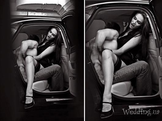 сескс в машине фото
