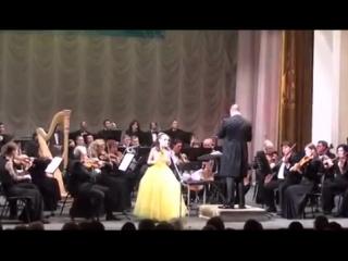Аве Мария Весь зал плакал. Вика 11 лет.Прослушайте и Вы эту прекрасную песню!