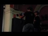 Съёмки клипа Тучи в Питере. Зазеркалье 2