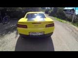 Обзор автомобиля Chevrolet Camaro