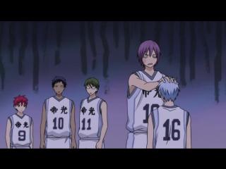 Прикол из аниме Kuroko no Basket / Баскетбол Куроко