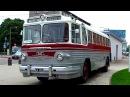 Советский Автобус ЗИС-127/Soviet Bus ZIS-127(1955-1961)Retro
