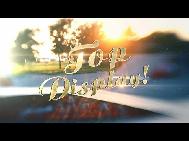 Top-Display! Официальный клип Жаркое лето