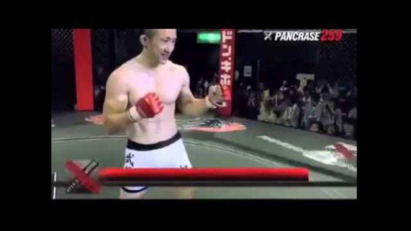 Sempatik Japon Dövüşcü Takuya Eizumi