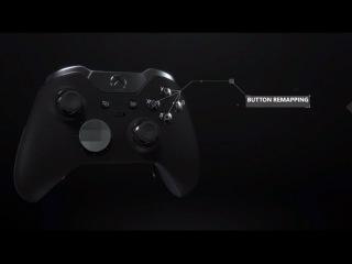 Xbox One Elite Controller Trailer - E3 2015