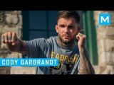 Cody Garbrandt Conditioning Training Pad Work | Muscle Madness