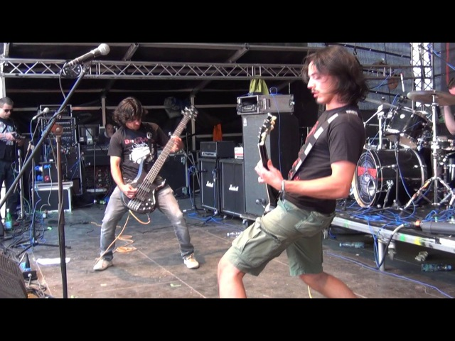 RABID DOGS Live At OBSCENE EXTREME 2015 HD