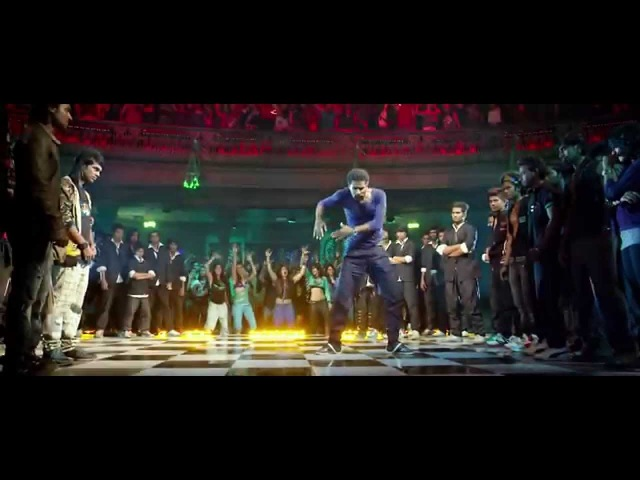 ABCD original Dance with real music of Prabhu dev