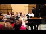Екатерина Белых. Концерт для фортепиано с оркестром