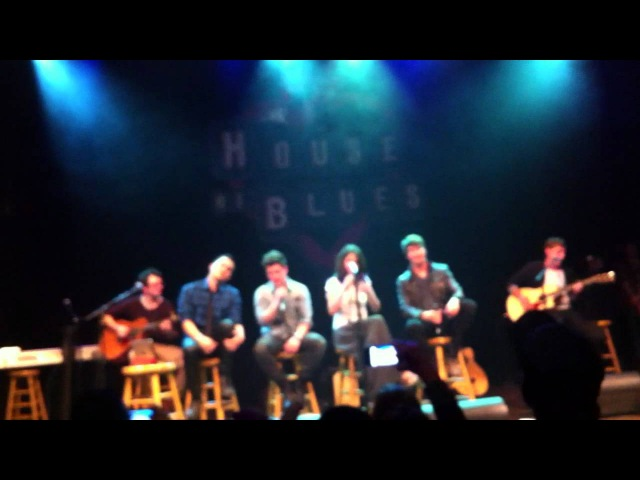 Selena Gomez and Big Time Rush- I Won't Give Up House of Blues