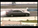Mercedes-AMG S65 V12 Biturbo Drag Racing Barona Drag Strip 3-24-2012