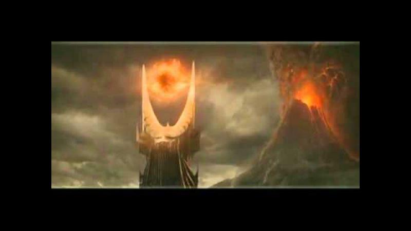 Aragorn Vs Sauron