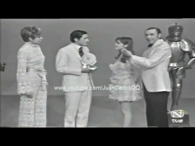 PALITO ORTEGA y MARISOL Corazon contento Video de Oro con letra with lyrics