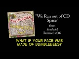 We Ran out of CD Space + LYRICS Official by PSYCHOSTICK